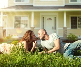 Una casa/hogar  saneado espiritualmente.