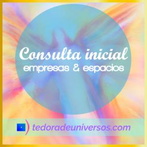 Consulta inicial: espacios & empresas