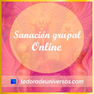 Sanación grupal online (multidimensional)